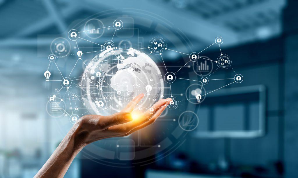 Révolution de l'organisation du numérique