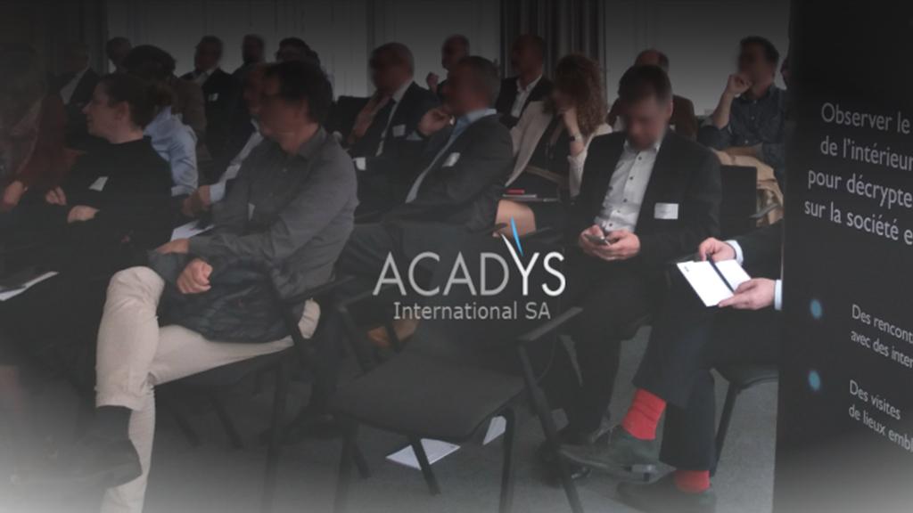 Acadys Int.- Santé Education du futur