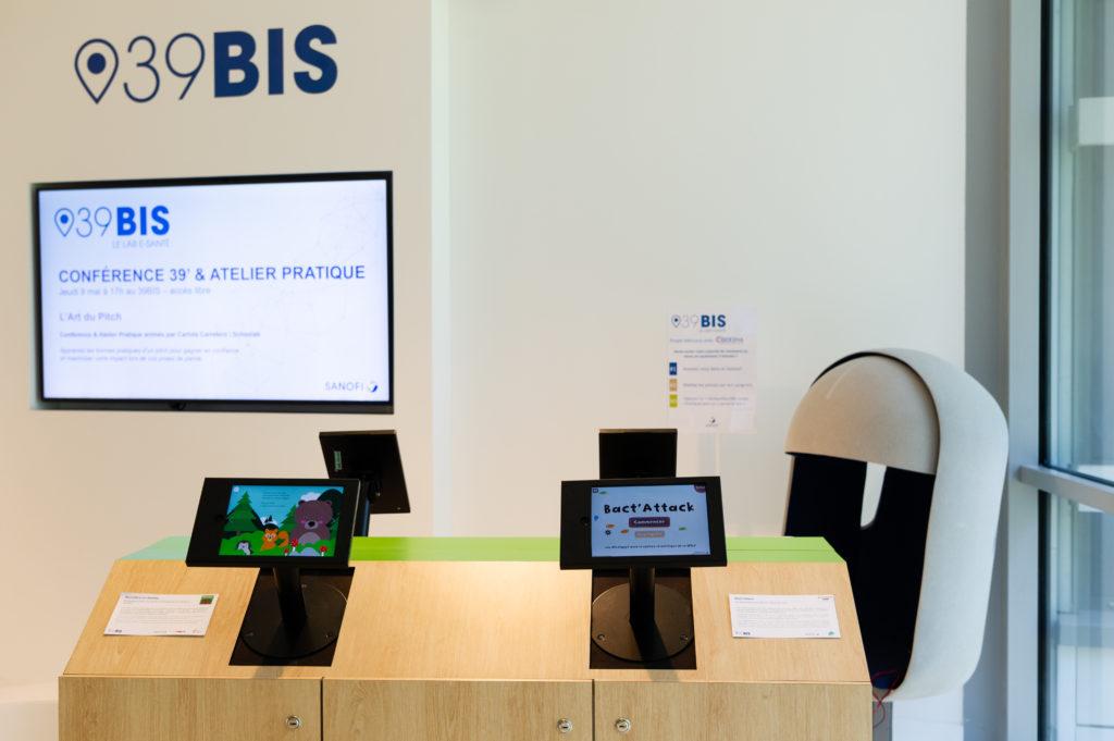 ReVeTN #6 – Visite au #39bis, open innovation lab de Sanofi, pépite de l'IA française, et découverte de son start-up studio