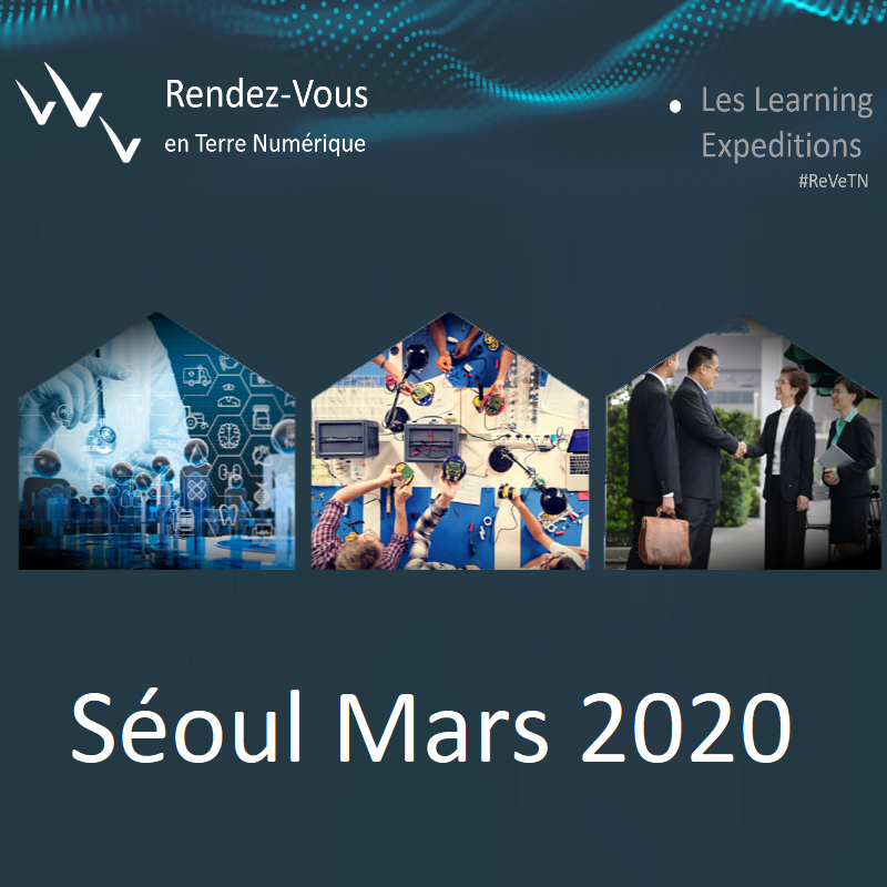 Learning Expedition à Séoul (Mars 2020)