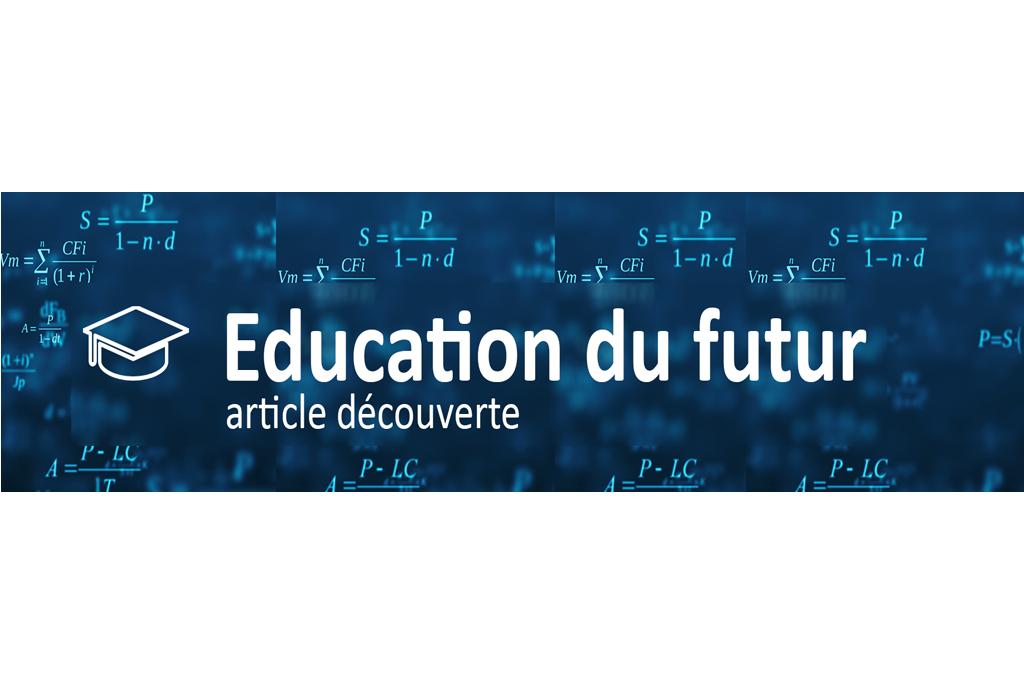 Education du Futur / article découverte / Data driven